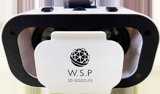 W.S.P 3Dゴーグル