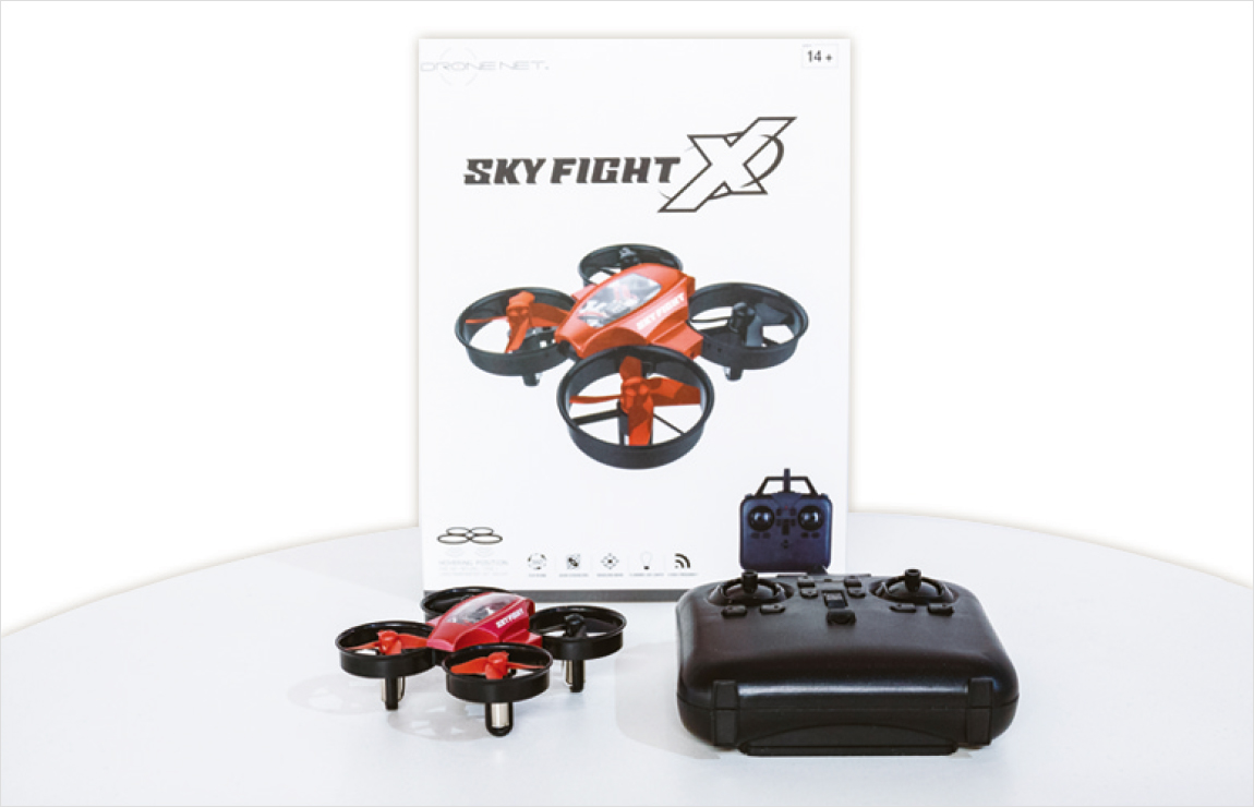 SKY FIGHT X 一式
