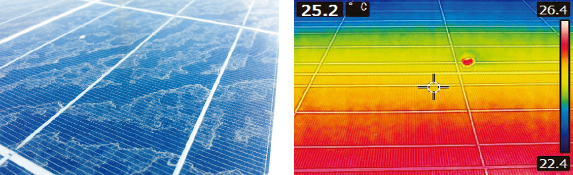 発電効率の低下問題