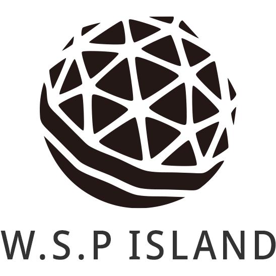 WSPアイランドロゴ